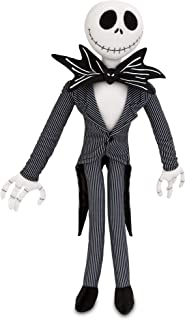 Disney Jack Skellington Plush - Tim Burton's The Nightmare Before Christmas - Medium - 21 Inch