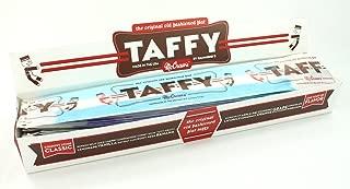 McGraws Giant Flat Taffy Candy, 24 Pack, Asst Flavors