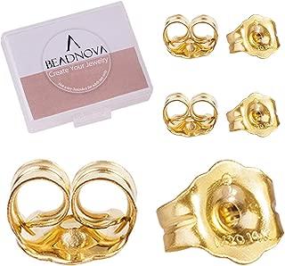 Best gold hoop earrings with post backs Reviews