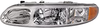 HEADLIGHTSDEPOT Compatible with Oldsmobile Alero Headlight OE Style Replacement Headlamp Driver Side New