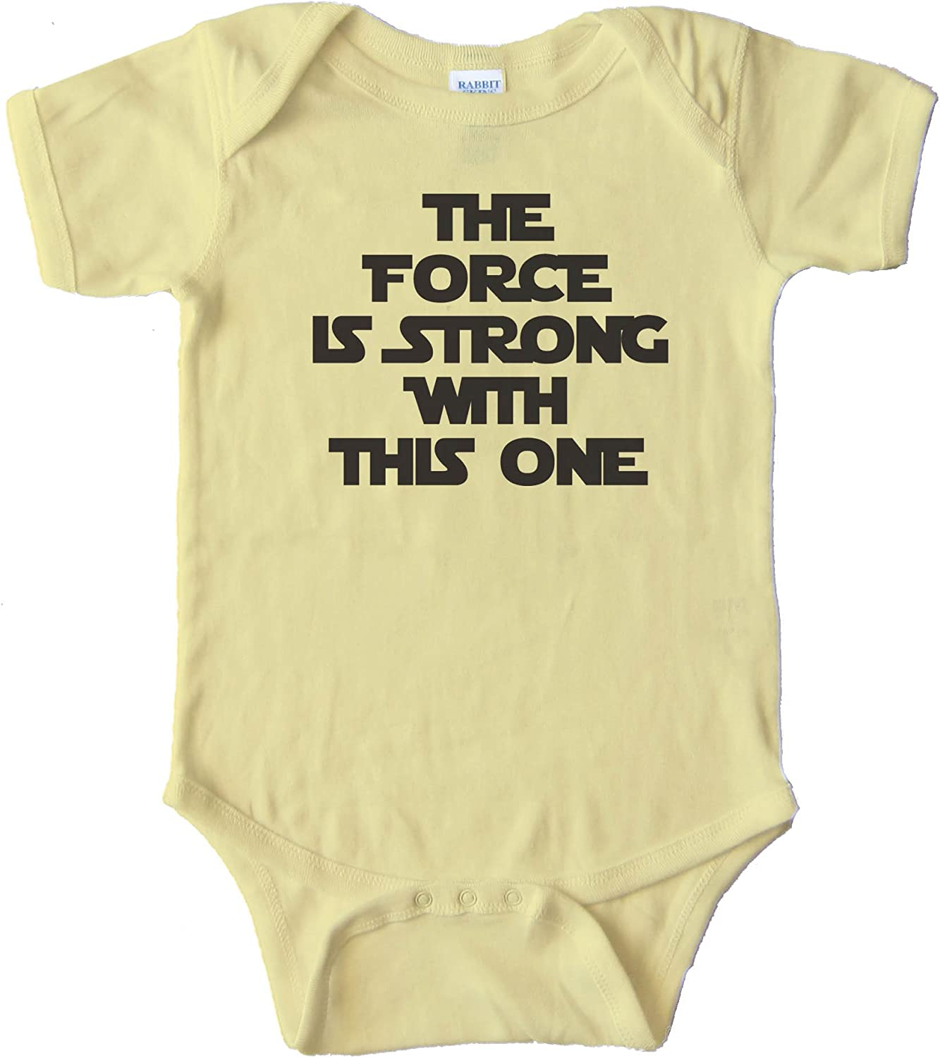 The Force is Strong onsie