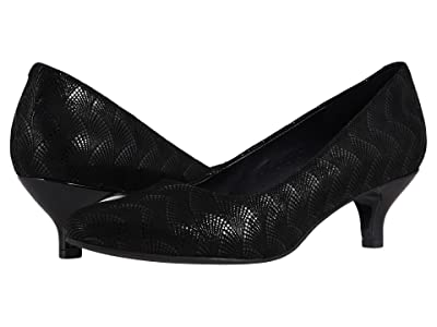 Trotters Kiera (Black Waves) Women