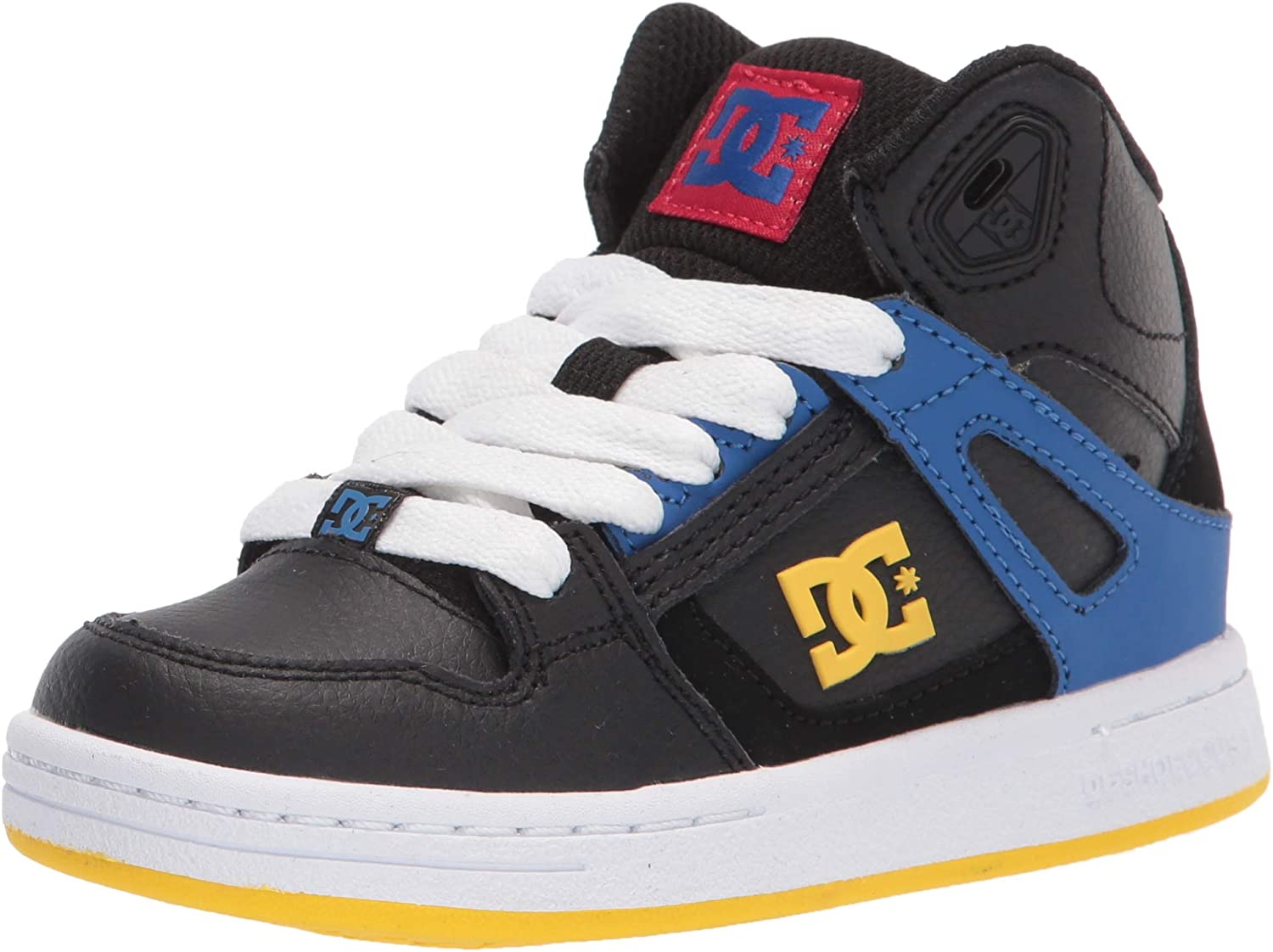 DC Max 72% OFF Austin Mall Unisex-Child Pure Shoe HIGH-TOP Skate