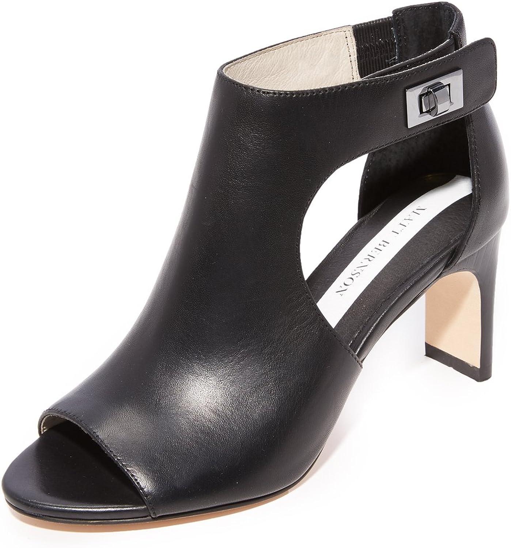 c4bdf2b7ea Matt Bernson Lyra Cutout Sandals Women's nduibm7475-New Shoes - www ...