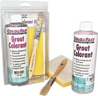 Colorfast Grout Colorant Kit- Rose Beige #390 (Custom BP color)