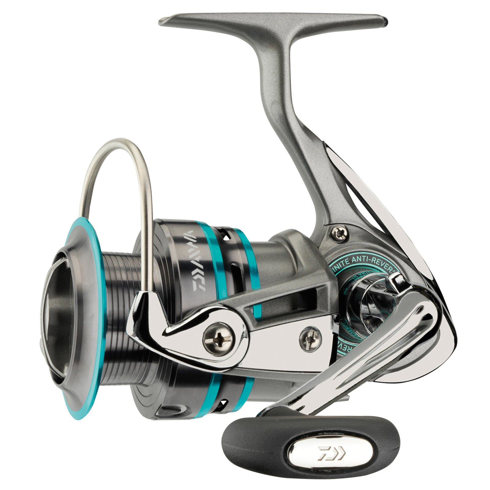 Daiwa Procaster Carrete Spinning Frontal 3000A + 4000A En agua ...