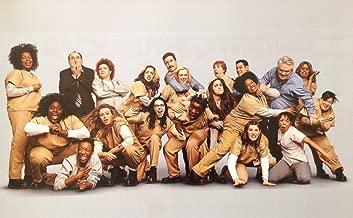 Orange is the New Black Full Cast Season 2 11 x 17 Poster/Litho