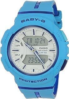 Casio Baby G Women BGA240L-2A2 Year-Round Analog-Digital Automatic Blue Watch