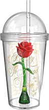 Zak Designs BUBA-S960 Kid's Tumbler, 22 oz, Beauty-Beast