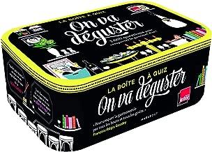 Livres La boîte à quiz On va déguster ePUB, MOBI, Kindle et PDF