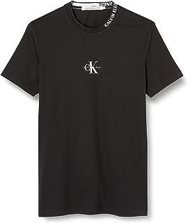 Calvin Klein Center Monogram Tee Camicia Uomo
