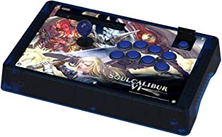 HORI Real Arcade Pro (Soul Calibur VI Edition) - PlayStation 4 - Imported from USA.