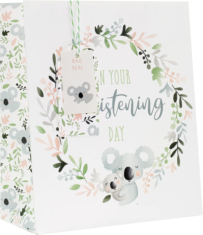 Design By Violet Christening Day Bag, Medium