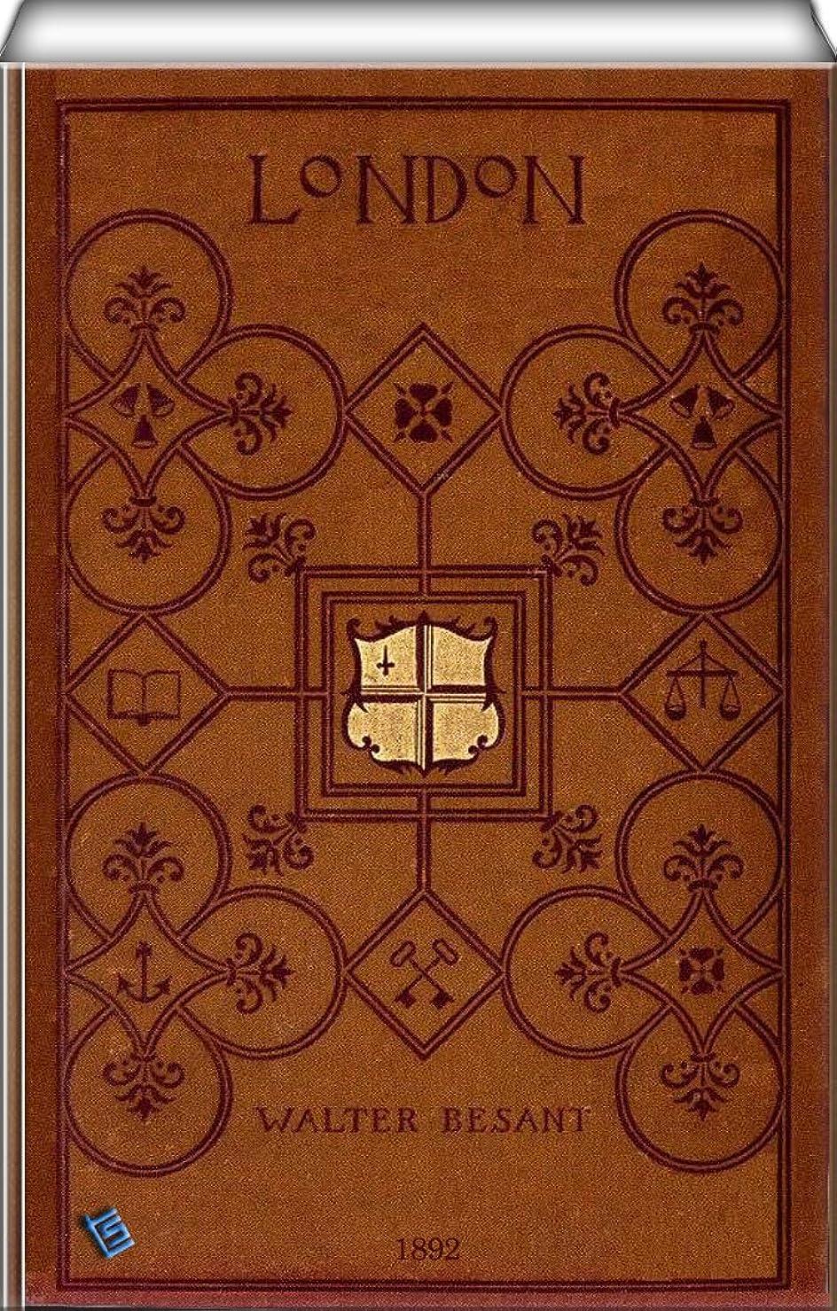 バスタブ緑申込みLondon (illustrated) (English Edition)