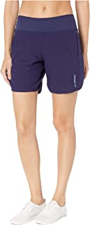 "Brooks Womens Chaser 7"" Shorts"