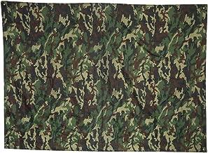 Edz Kidz B/âche Motif Camouflage Vert