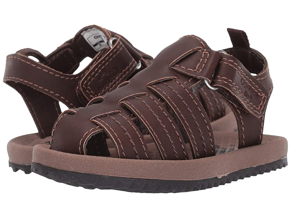 OshKosh Callum-B (Toddler/Little Kid) (Brown) Boy
