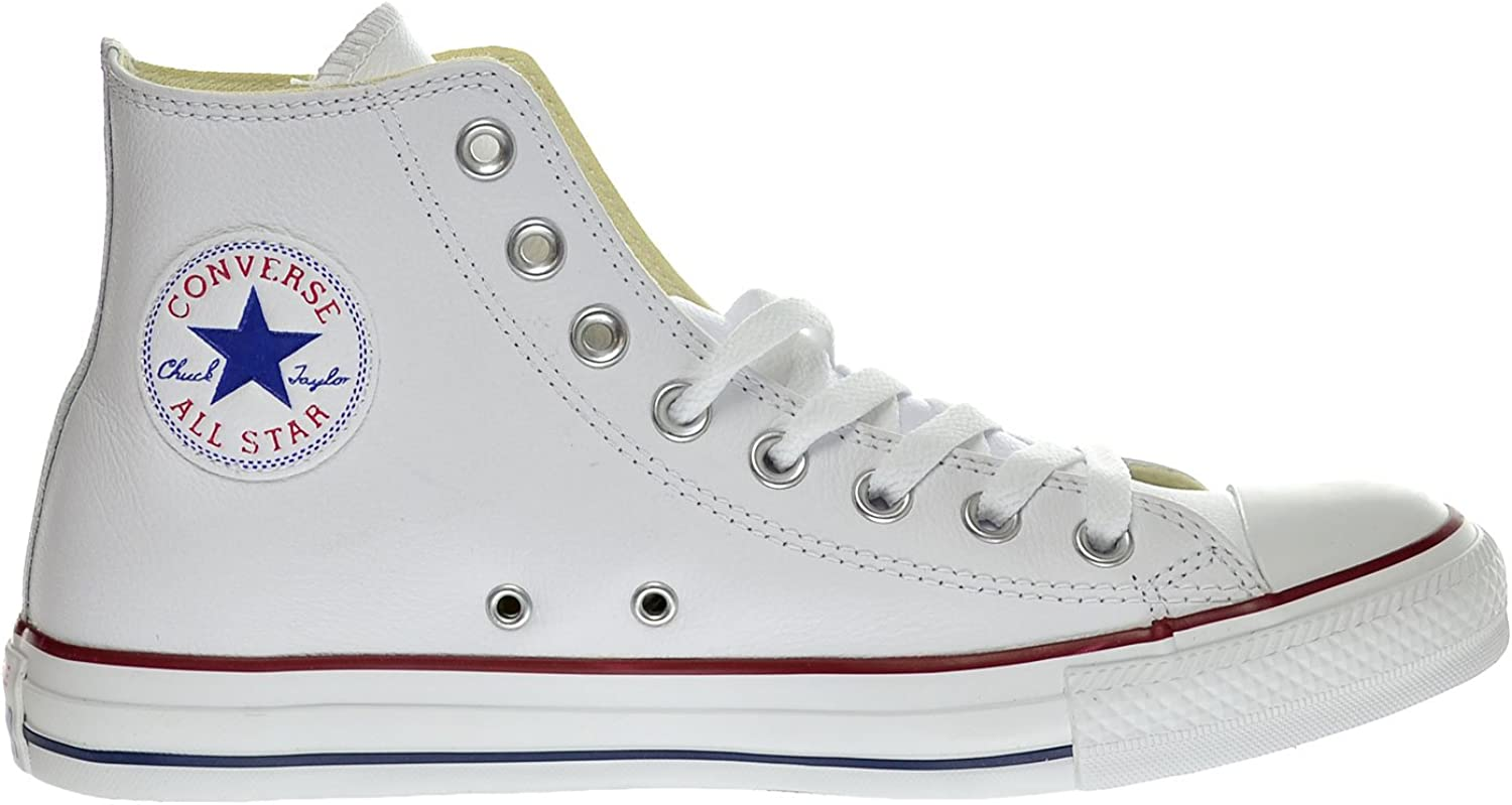 Converse Chuck Taylor HI Men's shoes White 132169c