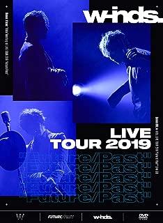 "w-inds. LIVE TOUR 2019 ""Future/Past"" [初回盤DVD]"