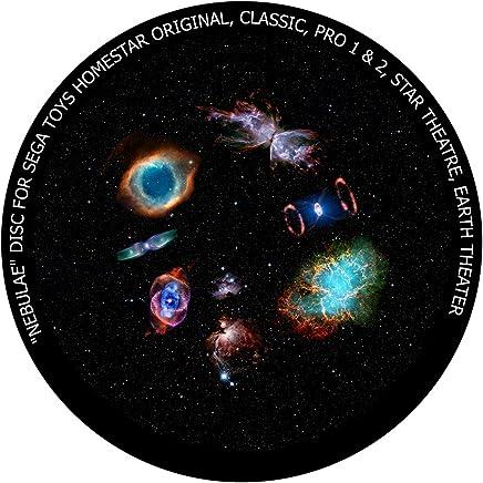 e7f414d239a Nebulae disc for Segatoys Homestar Pro 2, Classic, Original, Earth Theater Home  Planetarium