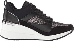 Black/Silver Multi