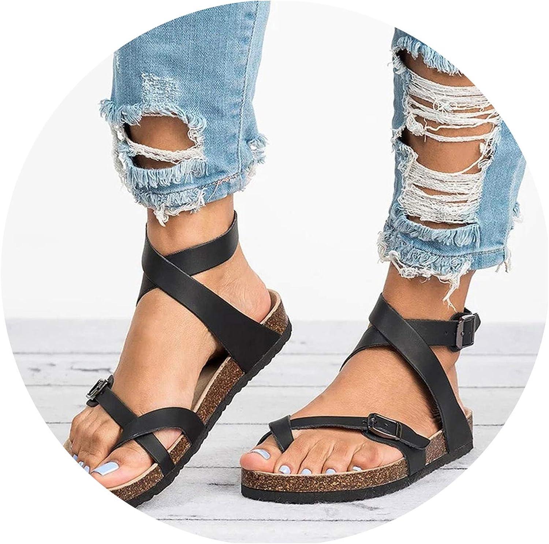 Women Summer shoes Women Flat Sandals for Beach shoes Femme Clog Casual Flip Flop