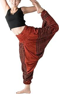Bangkokpants Harem Pants Women's Hippie Bohemian Yoga Pants One Size