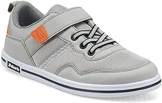 512532.G Gri Erkek Çocuk Sneaker Ayakkabı