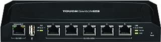 Ubiquiti TOUGHSwitch PoE - Switch - 5 Ports - Managed - Desktop (TS-5-POE) 24 V Passive PoE