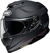 Shoei GT-Air 2 Redux Street Motorcycle Matte Black/White Helmet - TC-5 / Small
