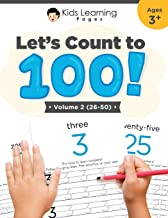 Let's Count To 100: Volume #2