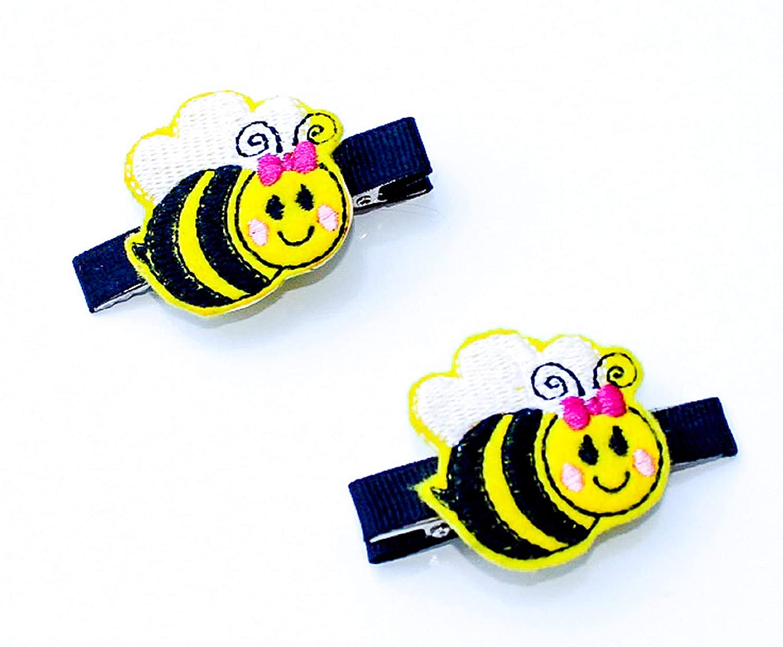 Bumblebee Sale item Barrette Clips 4 years warranty Girls for