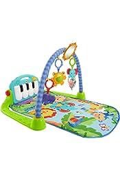 Playgro 0183214/Jungle amis Exp/érience Couverture de Jeu multicolore