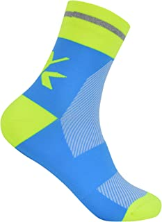High Reflective YK Socks for Outdoor Sports, Cycling and Running for Men and Woman (chamaleon)
