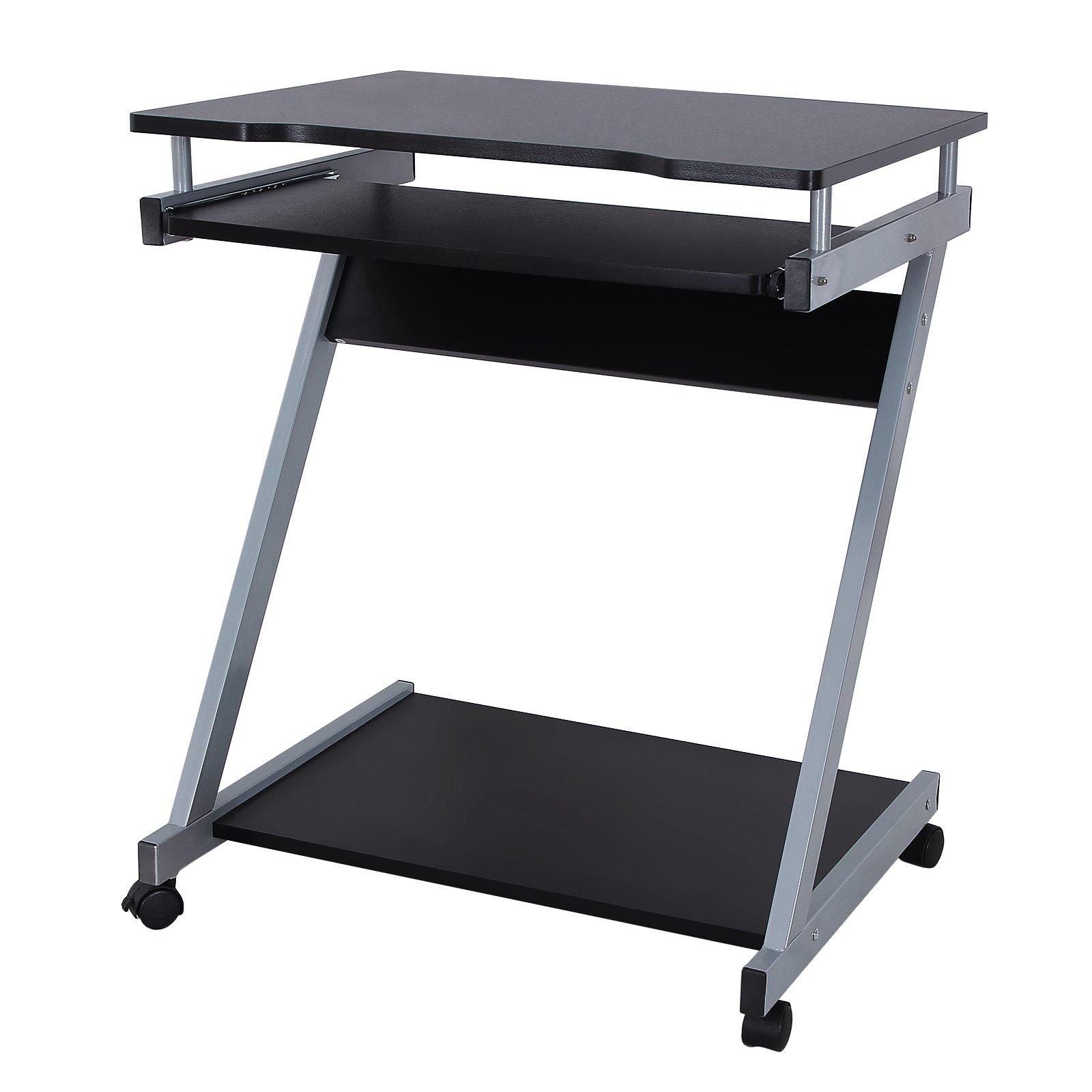 desk with wheels amazon co uk rh amazon co uk desk with wheels target desk with wheels australia
