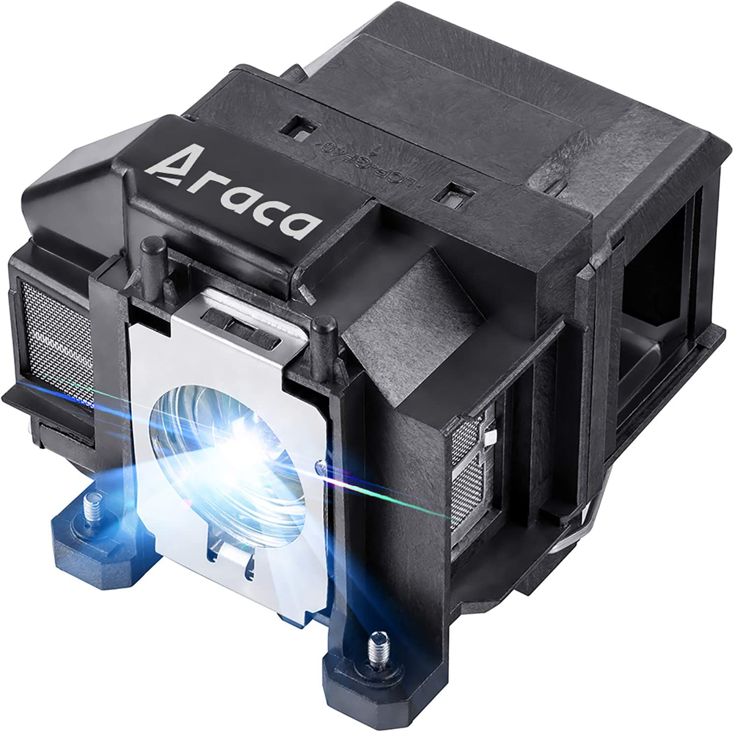 Araca ELPLP67 /V13H010L67 Projector Lamp for Epson EX5210 EX7210 H433A EB-X14 EX3210 H429A EX3212 EB-X11 VS220 W12+ X14+ VS310 H518A VS320 Replacement Projector Lamp Economical