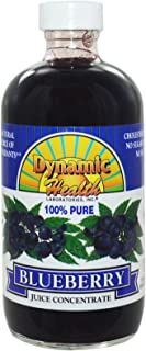 100% puro concentrado de jugo de arándano - Dynamic Health Laboratories