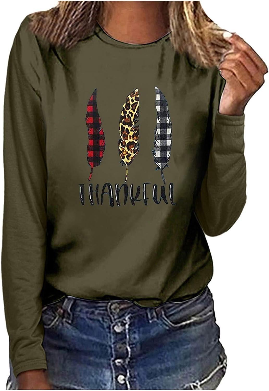 Kethorina Thankful Thanksgiving Shirt for store Women Tee Ranking TOP10 Graphic Fall