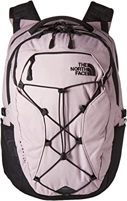 Ashen Purple Light Heather/TNF Black