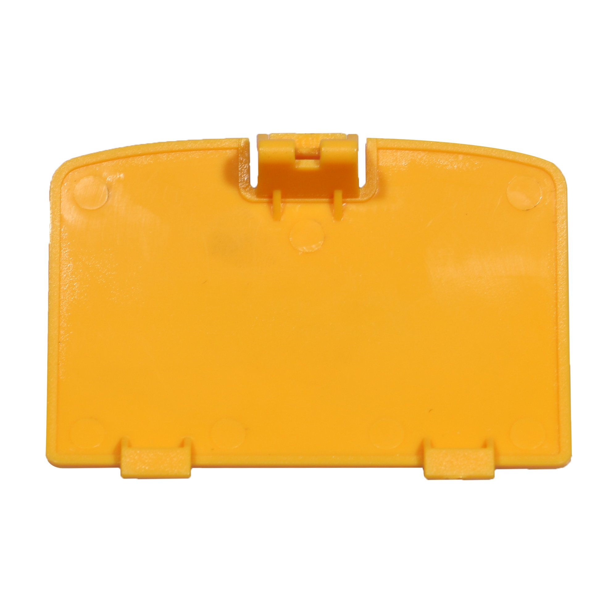 eJiasuゲーム機カラーバッテリーカバー交換1個 - オレンジ