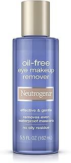 Neutrogena Oil-Free Gentle Eye Makeup Remover, 5.5 Fl. Oz.