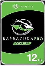 Seagate 12 TB ST12000DM0007 BarraCuda Pro 3.5inch 7200 RPM interne harde schijf (Refurbished)