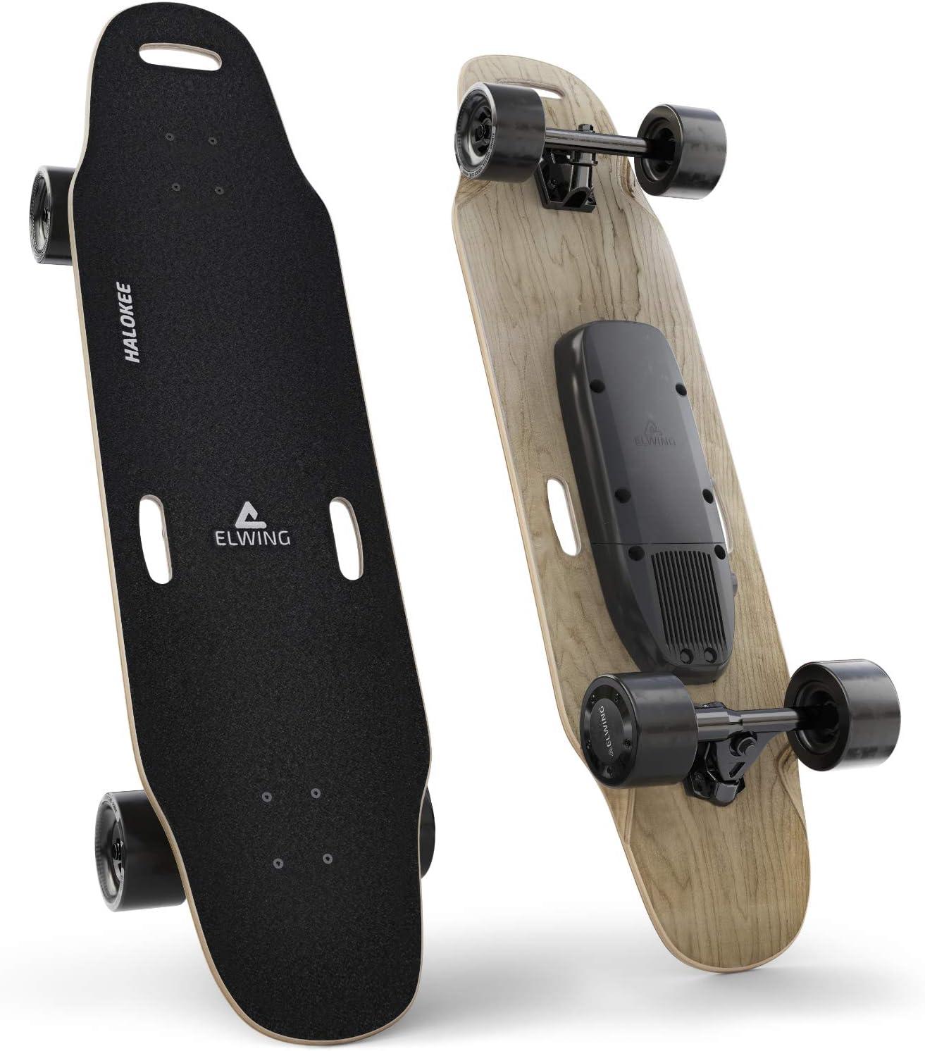 Photo de skateboard-electrique-elwing-powerkit-halokee