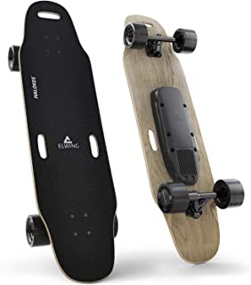 Elwing Boards - Skateboard Elettrico Modulabile - Powerkit Halokee - Motore Semplice o Doppio - Batteria Standard o a Lung...