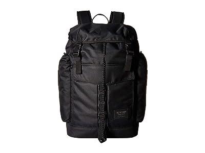 Burton Fathom Pack (True Black Twill) Day Pack Bags