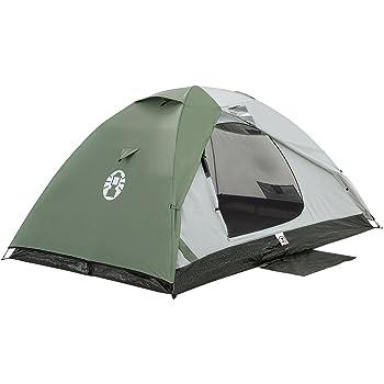 Green 2 Person Coleman Crestline 2 Tent