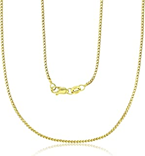 custom 14k gold necklace