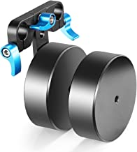 Neewer Aluminum Alloy 4.6lbs/2.1kg Removable Counter Weight for Balancing Shoulder Mount..