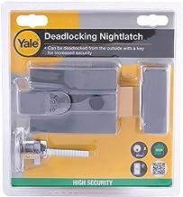 Yale Locks P89 Deadlock Night Latch
