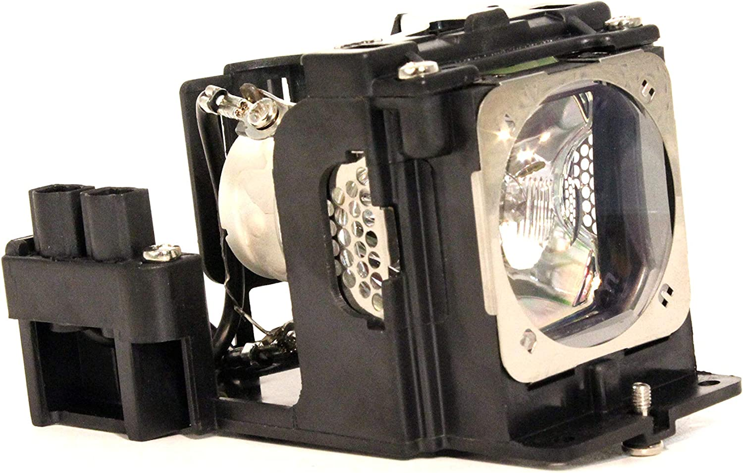 Emazne POA-LMP90/POA-LMP106 Projector Replacement Compatible Lamp with Housing for Eiki LC-SB22 Eiki LC-XB23 Eiki LC-XB23C Eiki LC-XB24 Eiki LC-XB27N Eiki LC-XB29N Eiki LC-XB31 Eiki LC-XB33